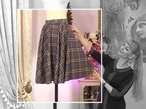 трикотажная юбка макси купить