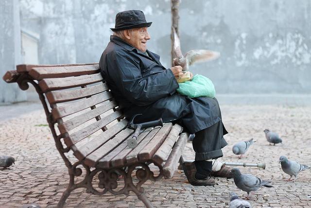 отношения с родителями стариками