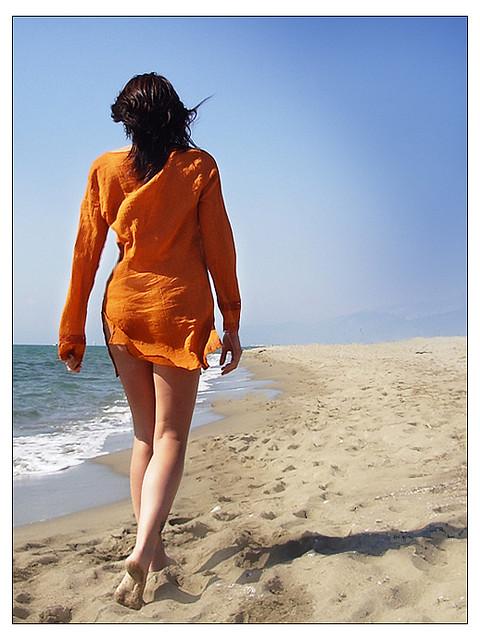 как выглядеть на пляже