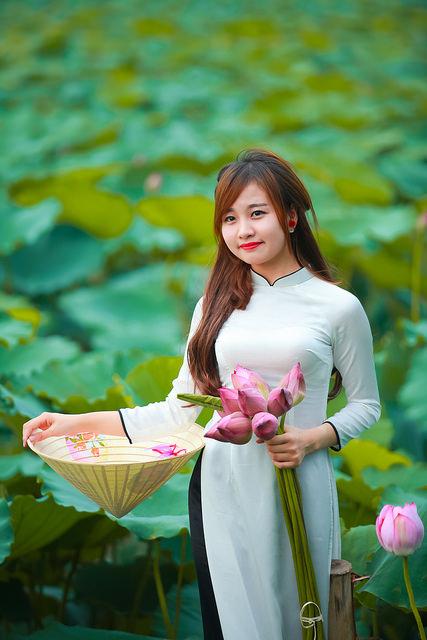 красивая китаянка