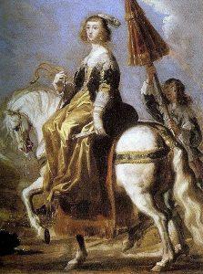 Ришелье и королева Анна – любовь и сарабанда