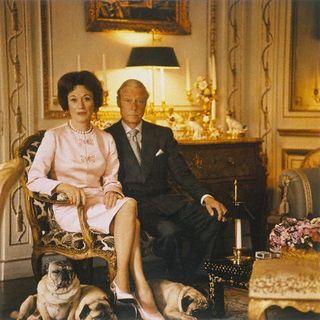 Эдуард и Уоллис: любовь и корона