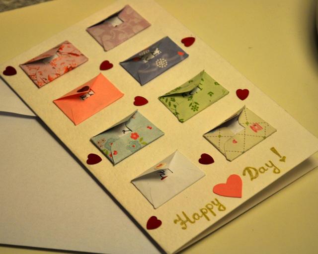 Сделать открытку своими руками на день свадьбы