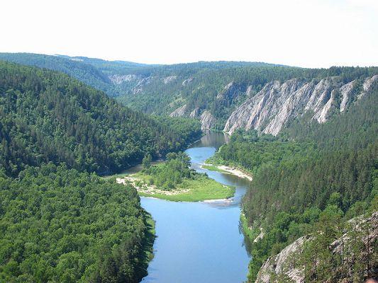Национальный парк «Башкирия»