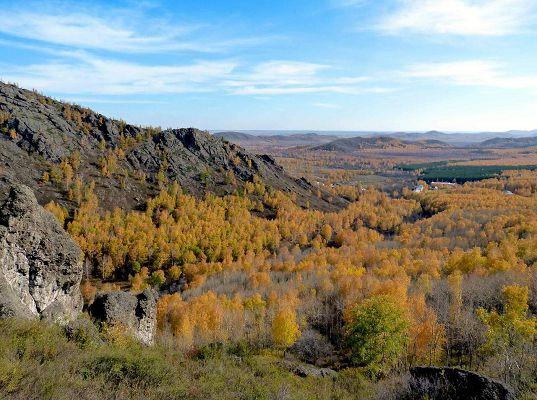 Пейзаж Башкирии