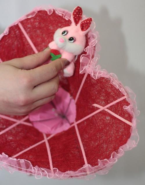 Пошаговые как сделать букеты из игрушек своими руками