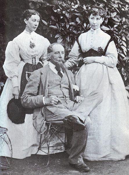 семья диккенса