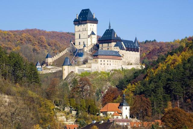 Замок Карлштейн 3