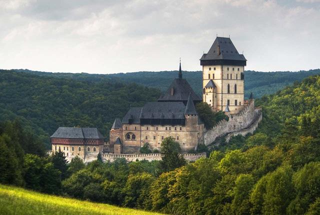 Замок Карлштейн 4