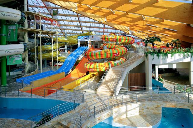 Аквапарк AquapalacePraha 2