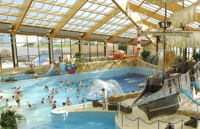Аквапарк AquapalacePraha 3