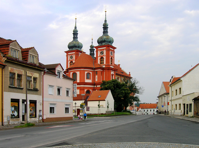 Городок Стара Болеслав
