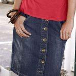 Носим джинсовую одежду