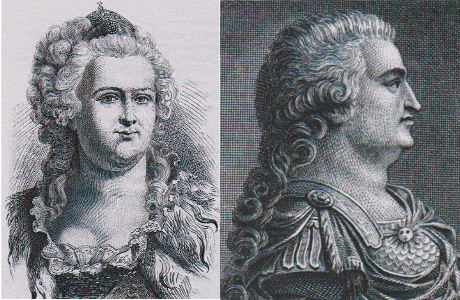 История любви: Граф Потемкин и Екатерина Великая картинка