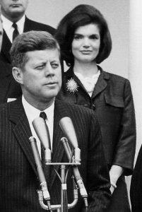 Джон  и  Жаклин Кеннеди: любовь как комета