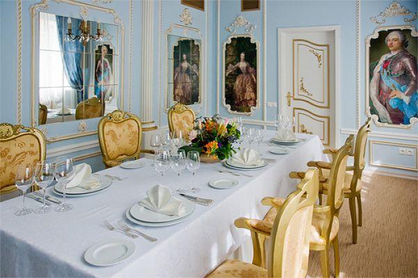 Ресторан Шато в Казани