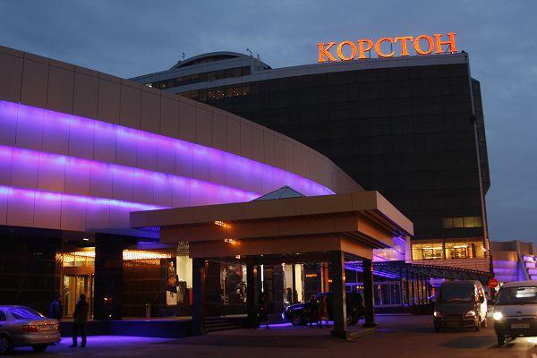 Корстон в Казани