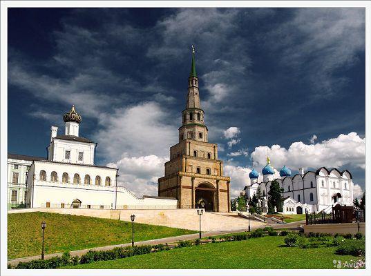 Казань Башня