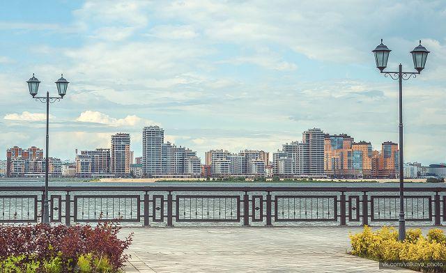 Казань Набережная