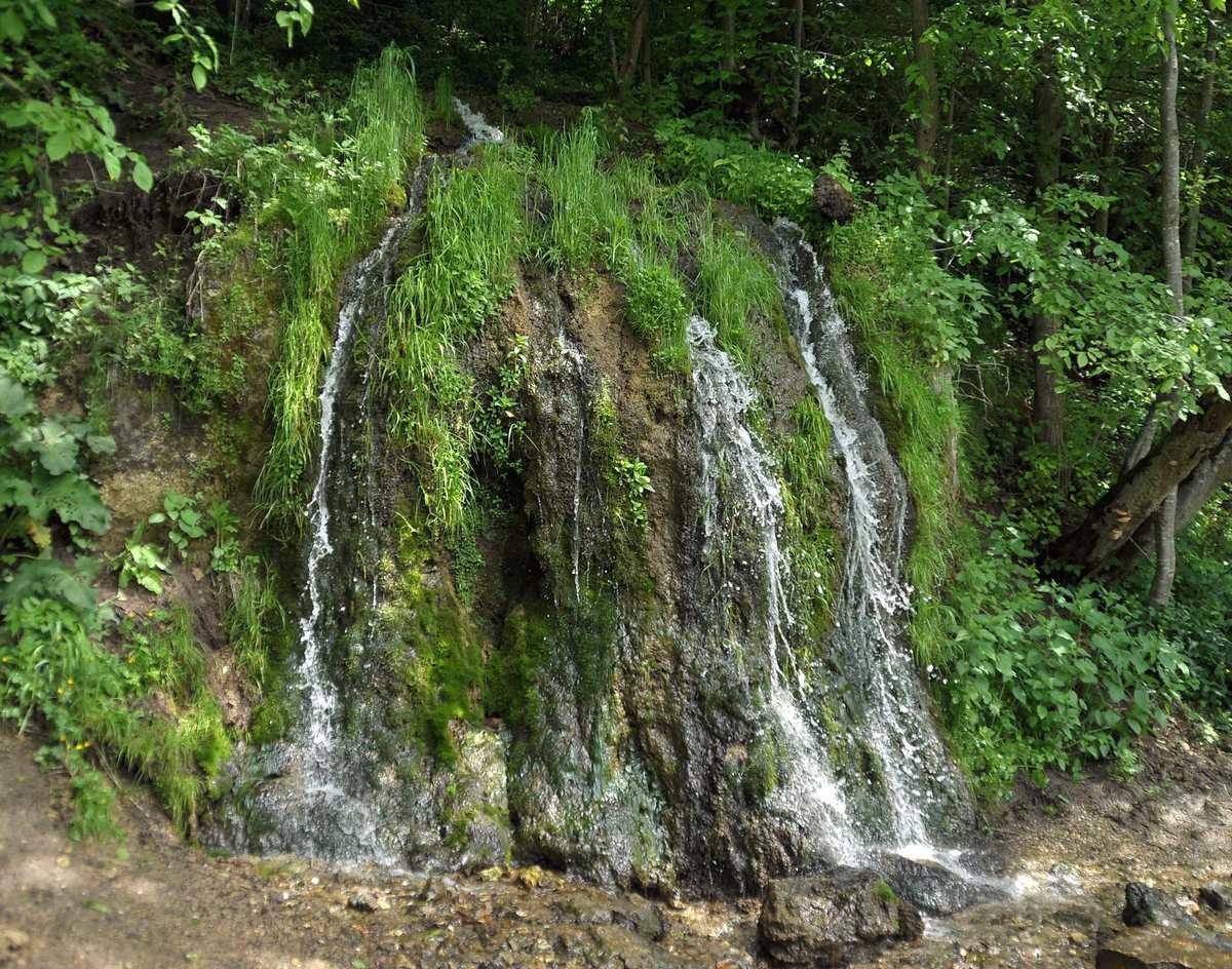 Водопад «Радужный» 2