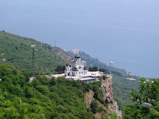Крым Форос Собор
