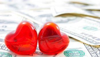 Что важнее: любовь или деньги?