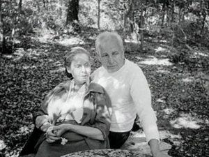 Луи Арагон и Эльза Триоле