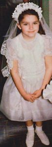 Мадонна в детстве фото