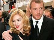 Мадонна и Гай Ричи