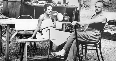 Маяковский и Брик: история сумасшедшей любви втроём картинка
