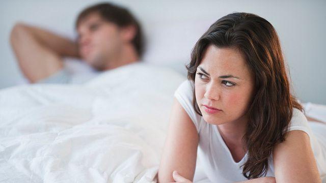 Муж отказвается от секса