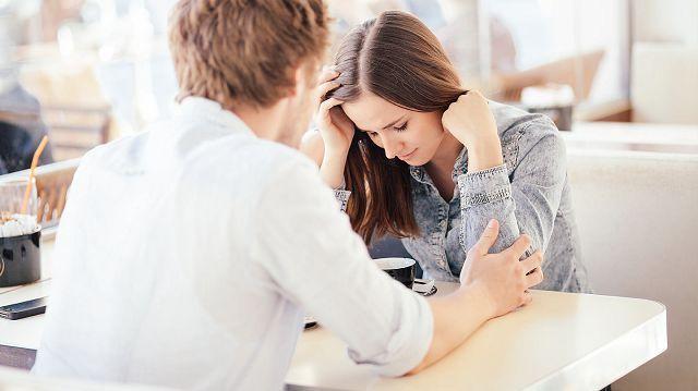 Неприятный разговор с женщиной