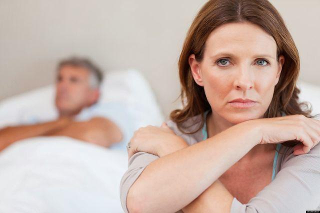 Неравный брак - мужчина старше