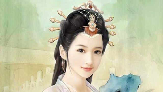 Китайская жещина