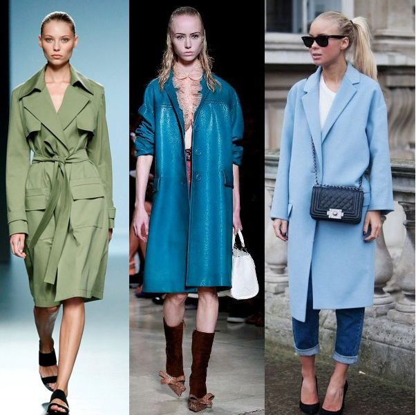 Модная Верхняя Одежда Весна