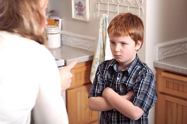 Ребенок часто врет
