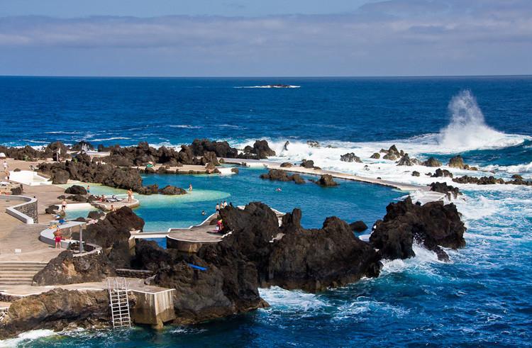 Порто-Мониц, остров Мадейра 4