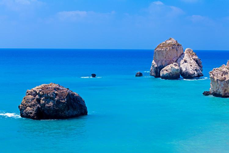 Бухта Афродиты, Кипр