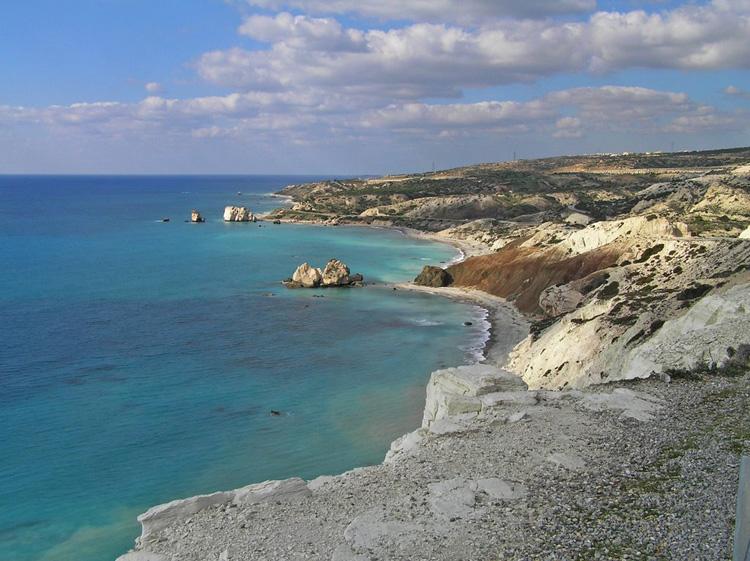 Бухта Афродиты, Кипр 2