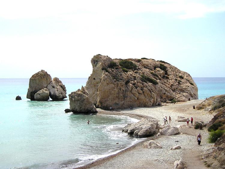 Бухта Афродиты, Кипр 3