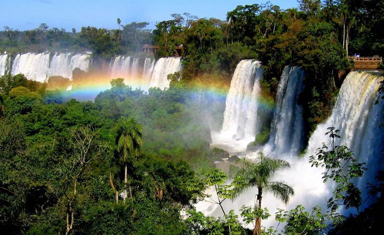 Водопады Игуасу, Бразилия 3
