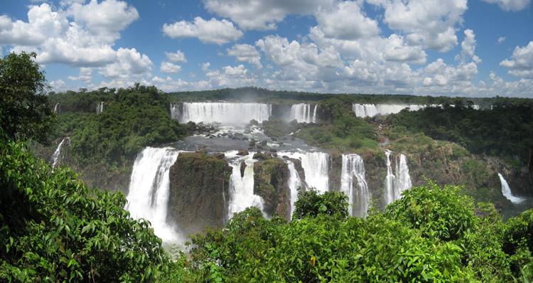 Водопады Игуасу, Бразилия 4