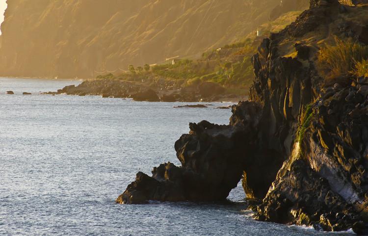Порто-Мониц, остров Мадейра