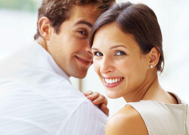 Любовь в браке
