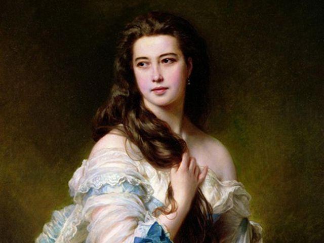 Красавицы 19 века