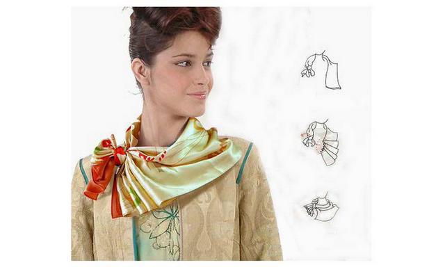 Шейный платок 4