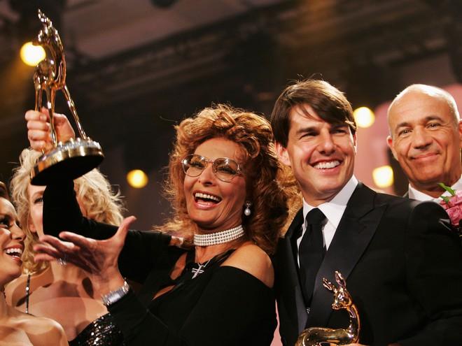 Софи Лорен и награда