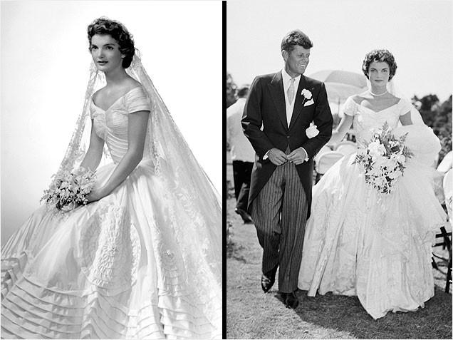 свадьба жиклин и джона кеннеди