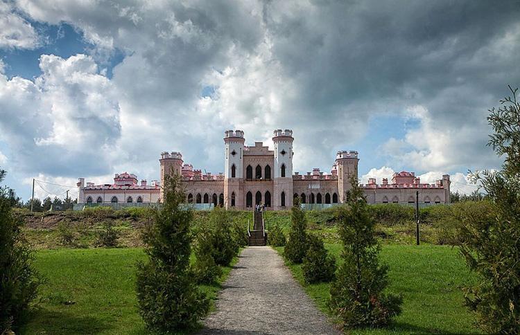 Коссовский замок 3
