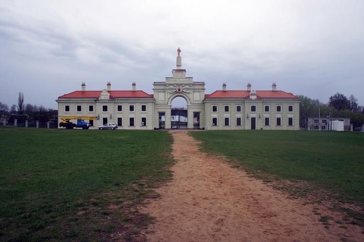 Коссовский замок 4